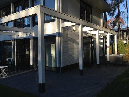 Landal Mooi Zutendaal: Jan de Bouvrie wellness villa