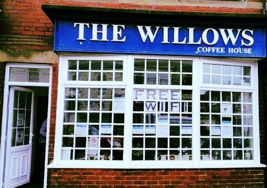 The Willows Coffee House : Front