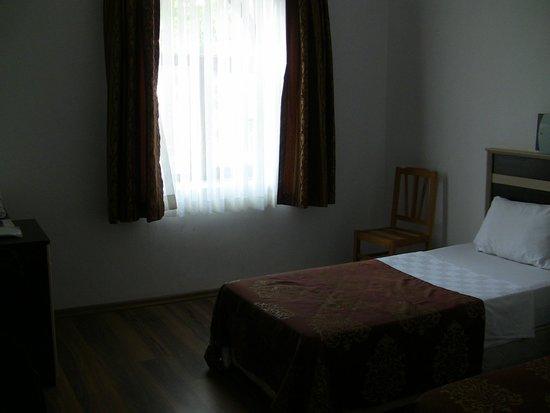 Euphrat Hotel: my room