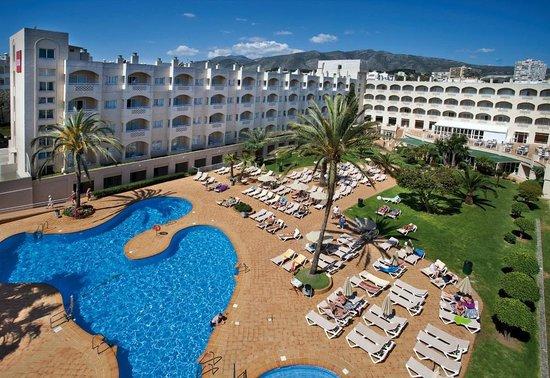 Hotel Riu Costa Lago: Aerial view