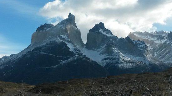 Hotel del Paine: mirador los cuernos - uma hora de carro mais uma hora caminhando