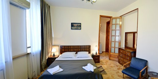 Georgian House: Double Room