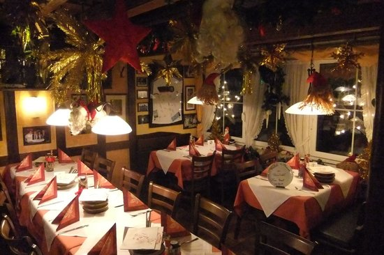 weihnachten bild von restaurant bierstadel sindelfingen. Black Bedroom Furniture Sets. Home Design Ideas