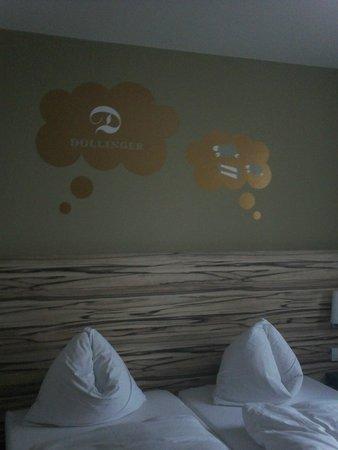 Dollinger Gasthof: Dormitorio