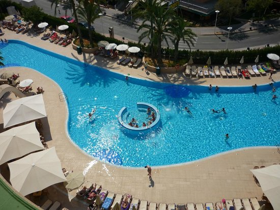Sol Guadalupe by Melia: pool view daytime