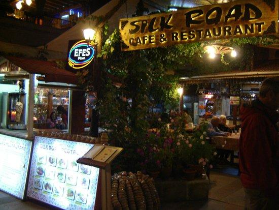 Silk Road Restaurant & Kebap House: Silk Road Restaurant