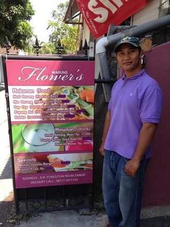 Warung Flower's