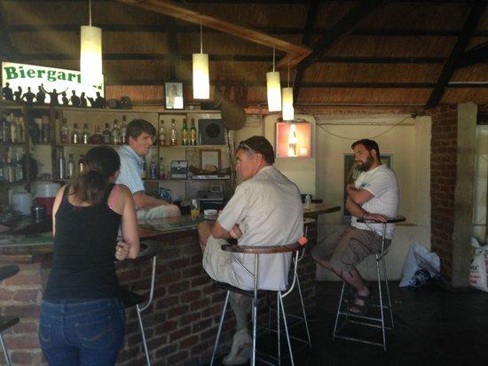 The Old Farm House: The bar