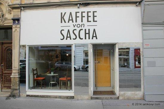 Photo of Cafe Kaffee von Sascha at Pilgramgasse 3, Vienna 1050, Austria