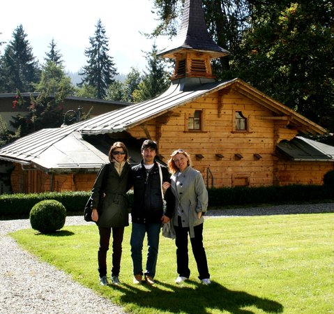 Villa Silvana im Waldhaus Flims Mountain Resort & Spa: nearby hotel