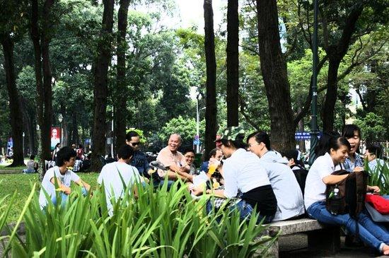 Cong Vien Van Hoa公园