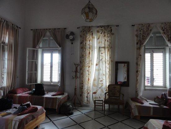 The Fauzi Azar Inn : our room