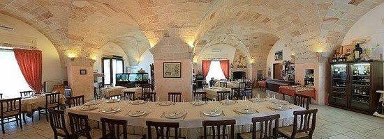 San Michele Salentino, Italia: il locale