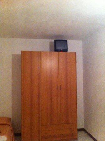 Hotel Marrani: Tv