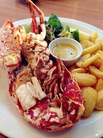 Ee-usk: Lobster