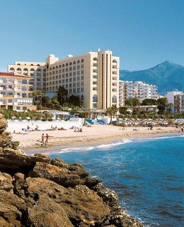 Hotel Riu Monica: Panoramic view