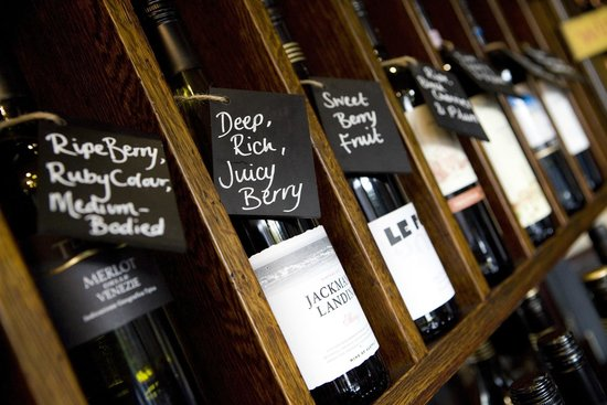 Fletchers Arms: Fletchers Wine