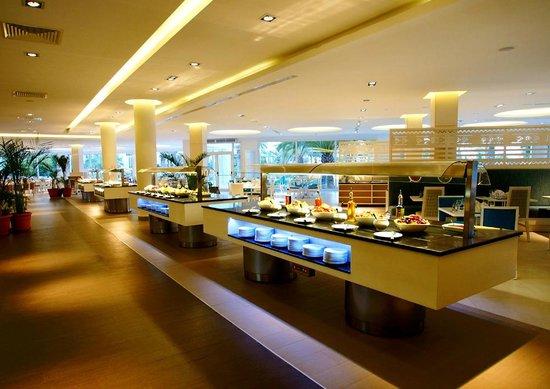 Djerba Plaza Hotel & Spa: Restaurant Etoiles des Mers