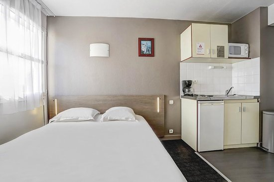 Chambre twin appart 39 city rennes ouest photo de appart for City appart