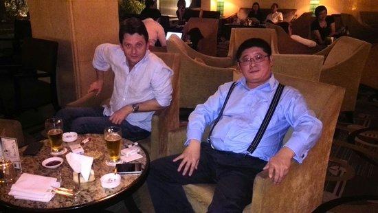 Okura Garden Hotel Shanghai: With Zolly
