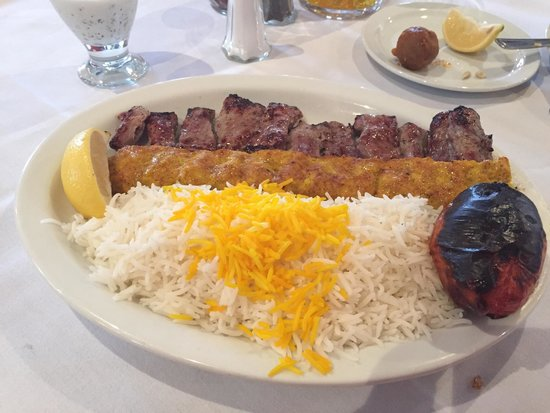 Zaffron: Darbari Chelo-kebab