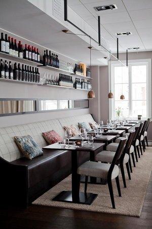 Hotel Villan, BW Premier Collection: Restaurant Disponenten