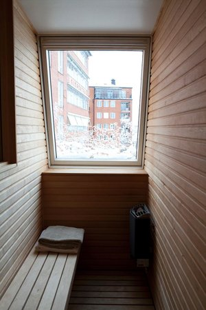 Hotel Villan, BW Premier Collection: Suite Sauna