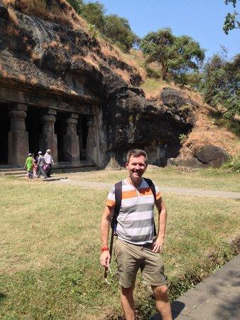 Elephanta Island, الهند: Elephanta Caves