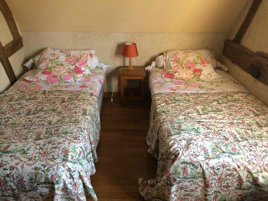 Maison JLN : La camera da letto
