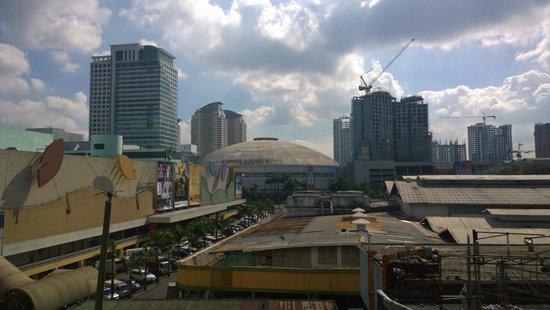 Smart Araneta Coliseum: Колизей