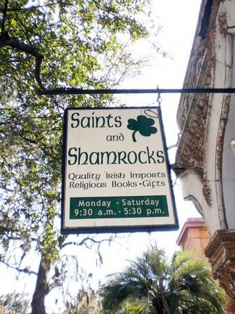 Saints & Shamrocks