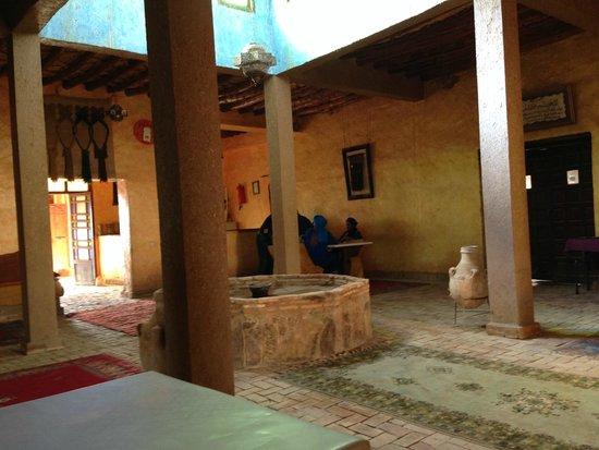 Bivouacs La Belle Etoile: sala di accoglienza