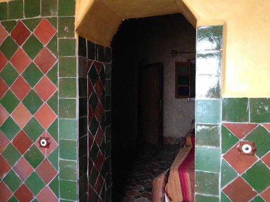 Bivouacs La Belle Etoile: bagno con vista camera