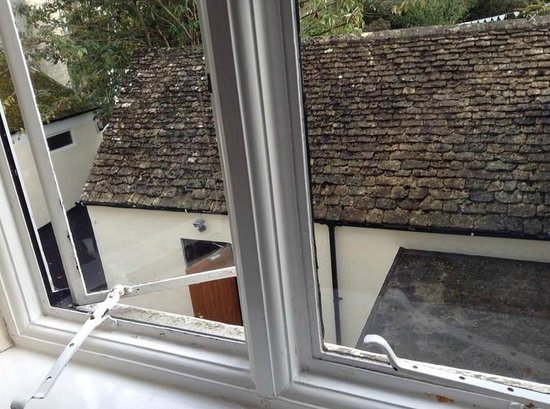 The Amberley Inn: View from room 7