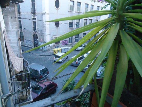 Bed & Breakfast Globetrotter Catania: ramassage des ordures 5h30