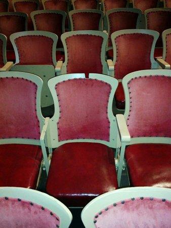 Haunts of Mackinac: Harvey's chair