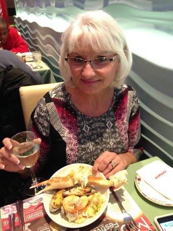 Mandarin Restaurant: Seafood Appetizers