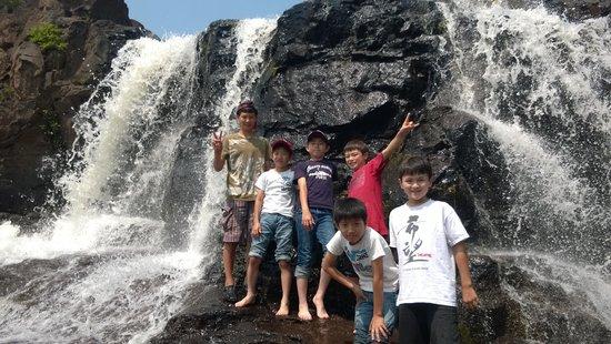 Beacon Pointe Resort: Close to Gooseberry Falls