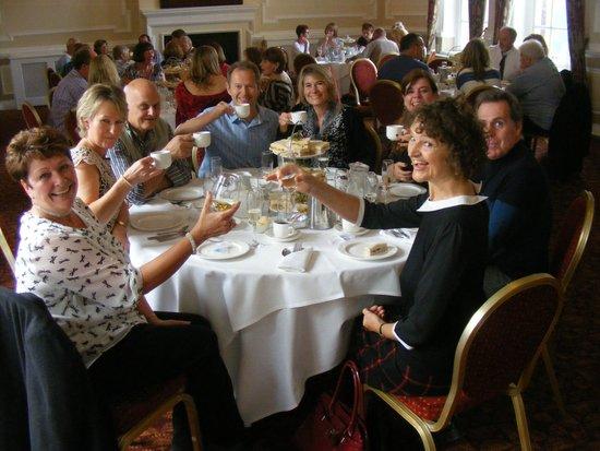 Maids Head Hotel: Sparkling Afternoon Tea