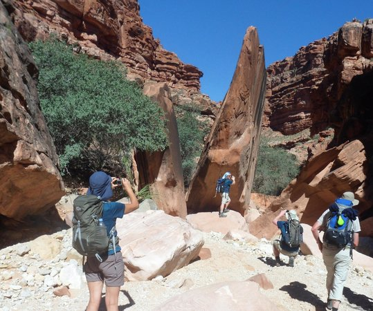 Four Season Guides - Day Hikes: Hiking to the Havasu  Falls