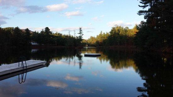 Madison, Nueva Hampshire: The pond