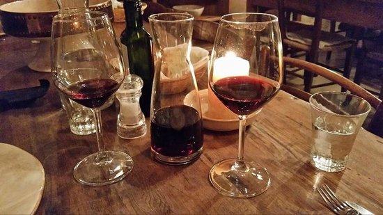 La Cantina: wine