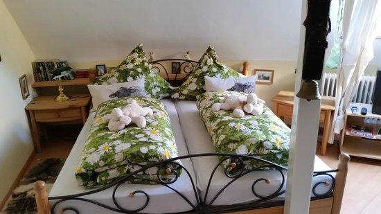 Hochkopfhaus zum Auerhahn: Ziegenzimmer