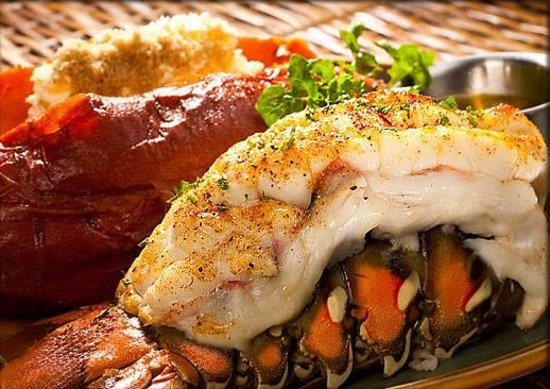 Marblehead Chowder House : Lobster Tail
