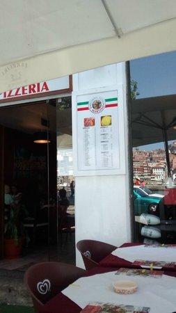 Ristorante pizzeria san martino frasellus porto