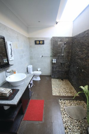 Tropica Exclusive Apartment and Superior Room : bathroom