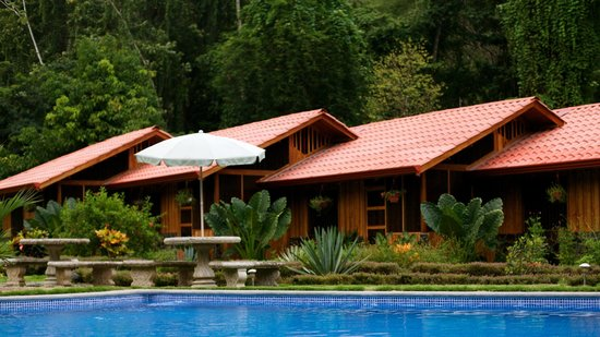 Hacienda Baru: Rooms and Pool