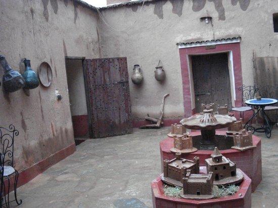 Hotel Tomboctou: spazio comune