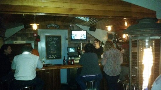 Benjamin's Restaurant and Raw Bar : The Crow's Nest