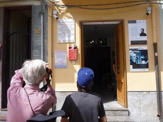 Casa Memoria Felicia E Peppino Impastato